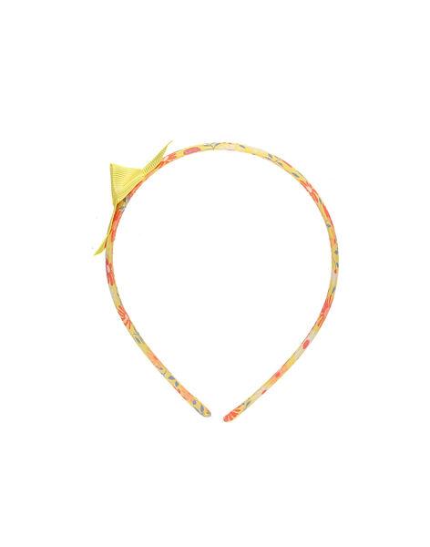 White headband RYSALETTE / 19E4PFK1TET000