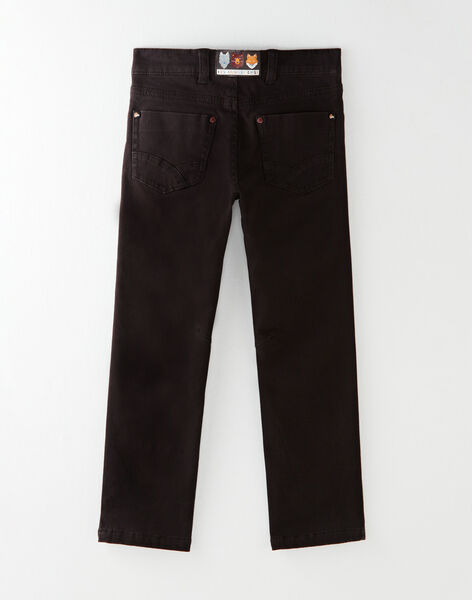 Black PANTS VIBOSAGE / 20H3PGU1PAN090