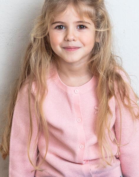Cardigan child girl ZLADETTE1 / 21E2PFK1CAR413