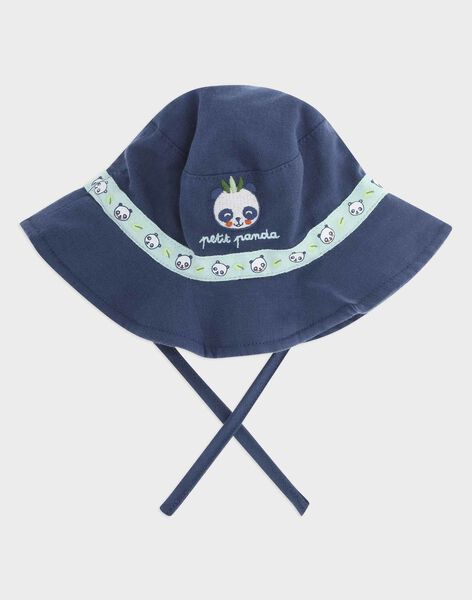 Navy Hat TAPIPO / 20E4BGP1CHAC205