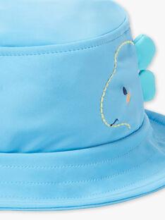 Sky blue HAT ZIRAVI / 21E4BGR2CHA218