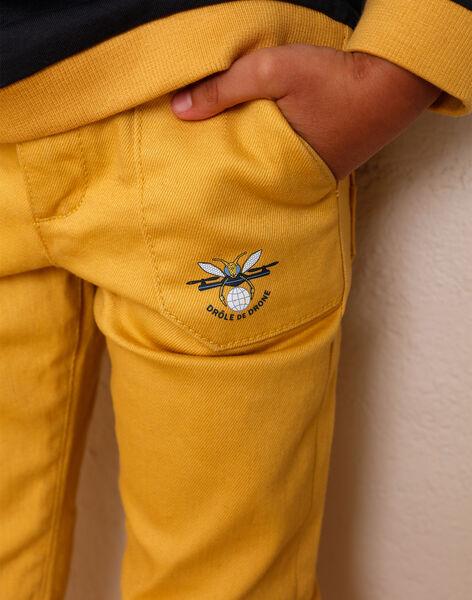 Children's boy pants ZATRIAGE / 21E3PG92PANB114