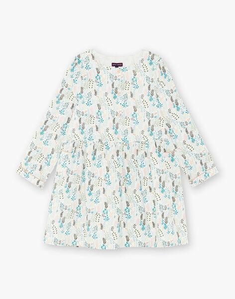 Children's dress girl ZAROBETTE / 21E2PF71ROB009
