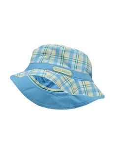 Greyish blue Hat RAUGER / 19E4BGP2CHA205