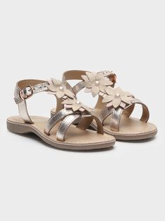 Pink gold Chaussures TAYJETTE / 20E4PFW1CHTK009