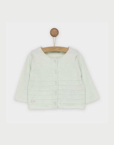 Light green Waistcoat RYAMIR / 19E0CG11GIL602