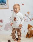 Baby boy striped jogging suit BALEONARD / 21H1BGJ1JGB809