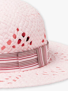 Pink HAT ZTIUETTE / 21E4PFV1CHAD317