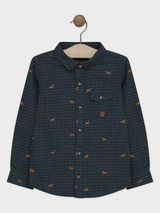 Navy Shirt SACOURAGE / 19H3PGC1CHM705