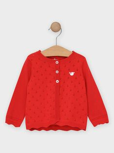 Red Cardigan TAMARION / 20E1BFH2CAR050