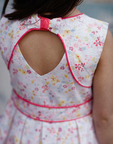 White Chasuble dress TYVOETTE / 20E2PFJ4CHS000