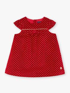 Red DRESS VATIFANNY / 20H1BFZ1ROB050