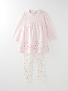 Rose NIGHT DRESS VEJETTE / 20H5PF21CHN309