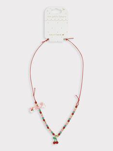 Red Necklace TUCOLETTE / 20E4PFK1CLI050