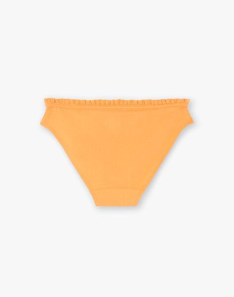 Lot of 5 assorted panties child girl ZESEMETTE / 21E5PF31SLI614