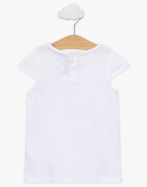 White T-shirt TYKOETTE / 20E2PFJ1TMC000