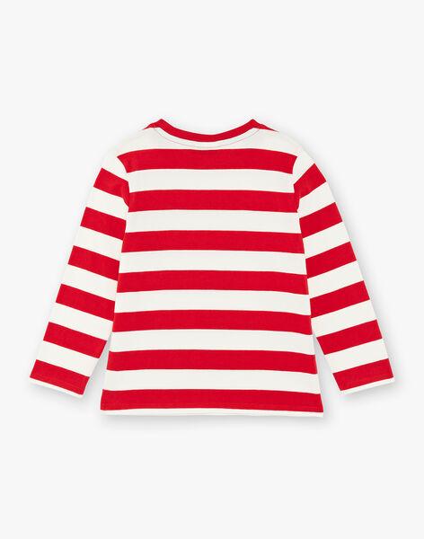 T-shirt child boy ZAXOUAGE2 / 21E3PGK6TML001