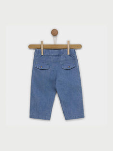 Blue denim Jeans RACLEMENT / 19E1BG61JEA704