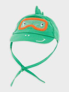 Light green Hat RAUMAIN / 19E4BGP1CHA611