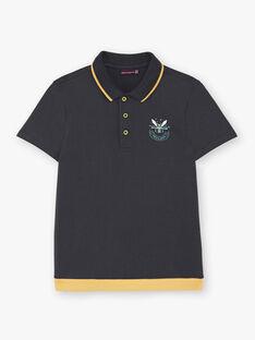 Child boy polo shirt ZANTAGEEX / 21E3PG92POLJ912