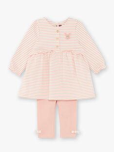 Baby girl set ZABRUNE / 21E1BF71ENS009