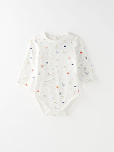 Off white BODY SUIT VAHUBERT / 20H1BGL1BOD001