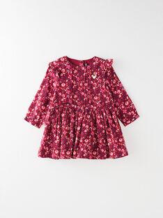 Purple DRESS VAELLA / 20H1BF62ROB709