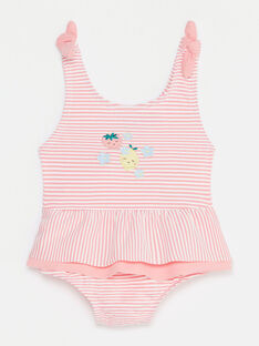 Light rose Swimsuit TICELYA / 20E4BFI2MAI318