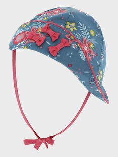 Lagoon blue Hat TAVENUS / 20E4BFX1CHA210