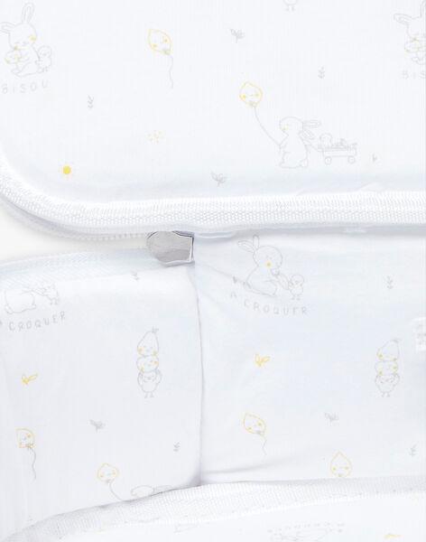 White SUITCASE ZOMADY / 21E0AMG1VAL000