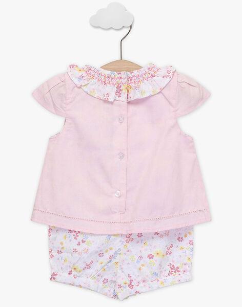 Clear pink Jumpsuit TALOUANE / 20E1BFJ1CBL321
