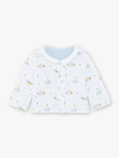 Baby boy velvet overalls and vest set ZOGABIN / 21E0NGG2ENS020