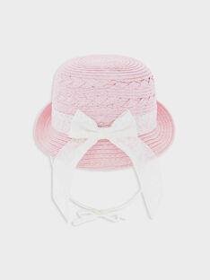 Pale rose Hat RAKAPIO / 19E4BFF2CHA301