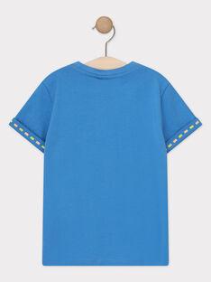 Blue T-shirt TUMAGE / 20E3PGX1TMCC232
