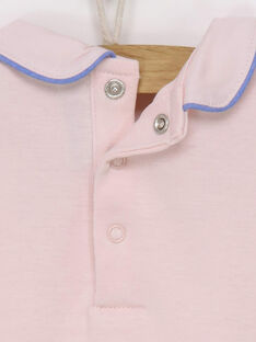 Pink Body suit RAFATMA / 19E1BFC1BODD300