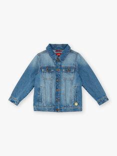 Blue denim jacket ZAENIMAGE / 21E3PGM3BLOP269