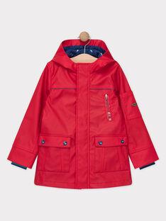 Red Rain coat TACIRAGE / 20E3PGD1IMPF524