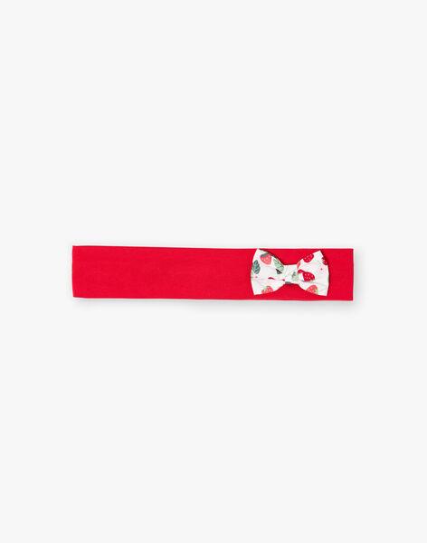 Red HARIBAND ZAAMIE / 21E4BFJ2BANF505
