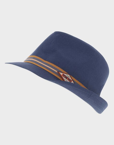 Navy Hat TITRAGE / 20E4PGP1CHAC205