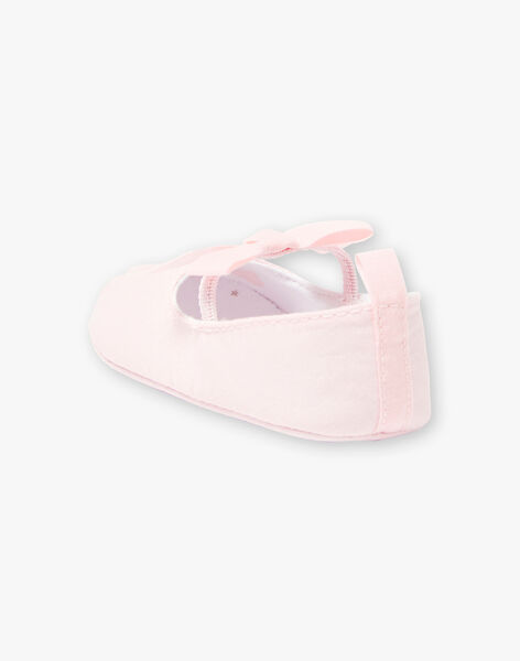 Pale rose SLEEPERS ZOADE / 21E0AFG1CHP301