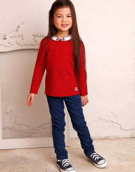 Jean child girl ZLEVETTE 2 / 21E2PFK3JEAK005