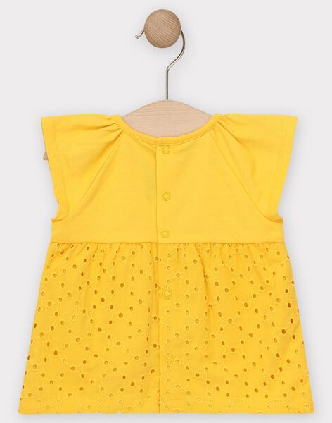 Yellow T-shirt TAISIS / 20E1BFG1TMC010