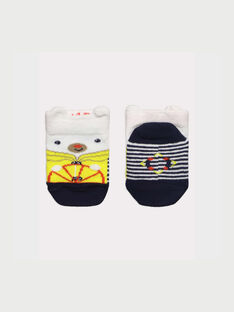 Off white Low socks RAGRIOU / 19E4BGD1SOB001