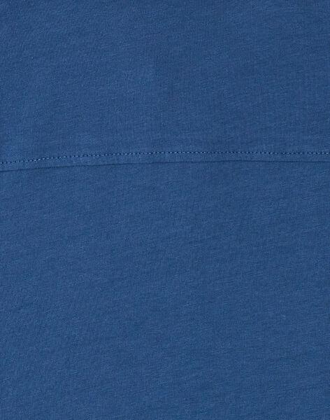 Sky blue POLO SHIRT VEJALAGEEX / 20H3PGL2POLC201