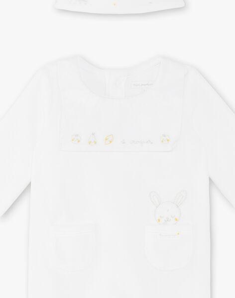 White ROMPER ZOFIANE_B / 21E0NMG2GRE000