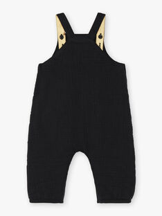 Black overalls baby girl ZADOLLY / 21E1BF91SAL090