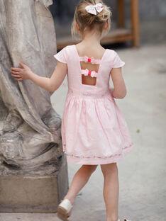 Clear pink Dress TYNOETTE / 20E2PFJ3ROB321