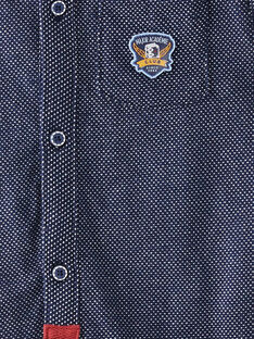 Navy SHIRT VANINAGEEX / 20H3PG62CHM070