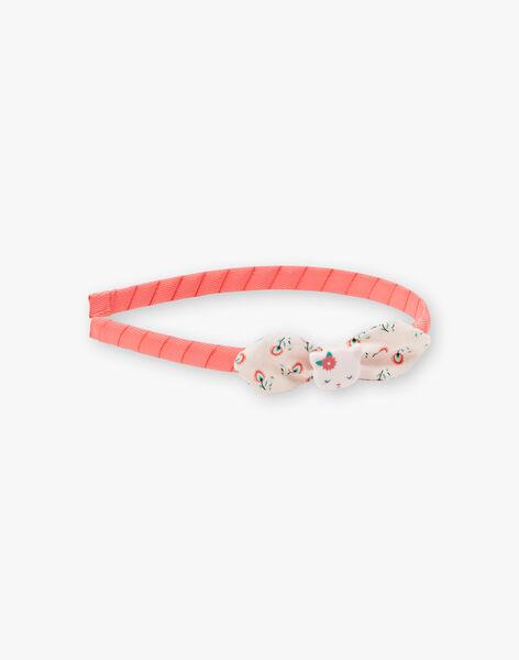 Fancy headband ZEBLUETTE / 21E4PFZ1TET404