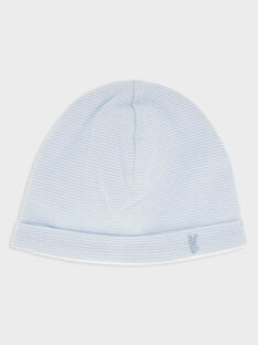 Medium blue Newborn cap RYGUY / 19E0AGI1BNA208